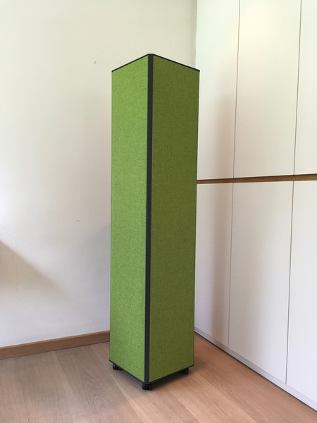 NIEUW - Akoestische zuil ARTbase