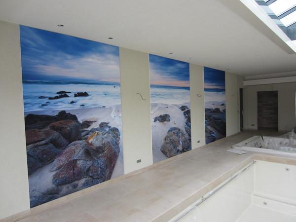 Private client Indoor Pool