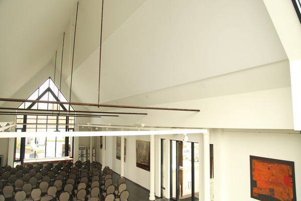 City council chamber Sint-Martens-Latem