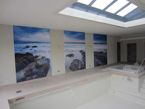 ARTwall - Binnenzwembad